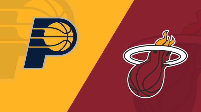 Indiana Pacers vs Miami Heat