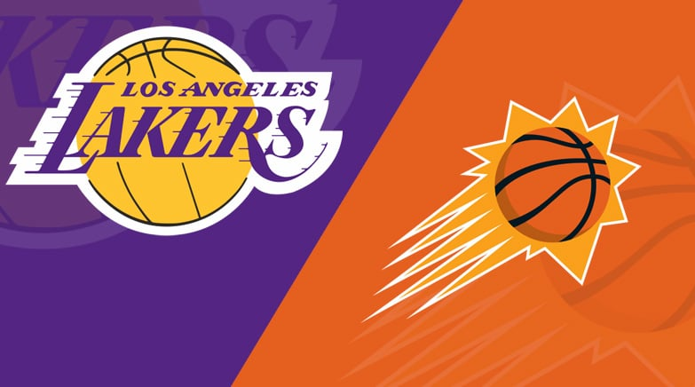 Phoenix Suns vs Los Angeles Lakers