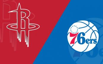 Philadelphia 76ers vs Houston Rockets