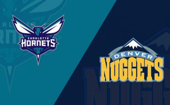 Charlotte Hornets vs Denver Nuggets