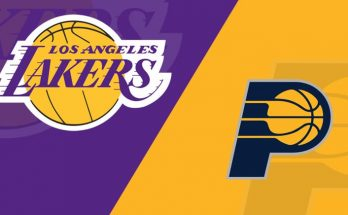 Indiana Pacers vs Los Angeles Lakers