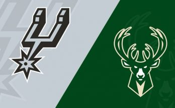 San Antonio Spurs vs Milwaukee Bucks