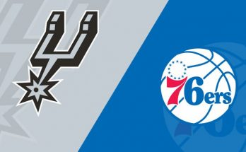 San Antonio Spurs vs Philadelphia 76ers