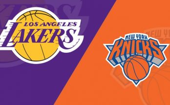 Los Angeles Lakers vs New York Knicks