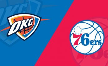 Philadelphia 76ers vs Oklahoma City Thunder